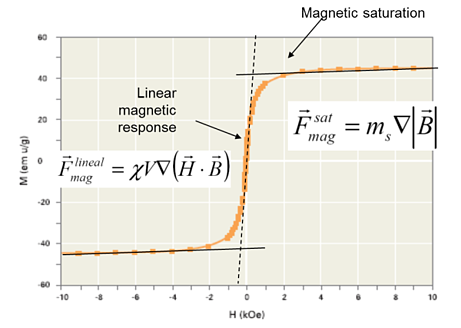Bead conditions in a magnetic separation rack