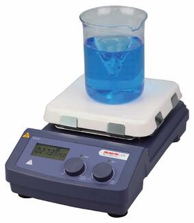 Magnetic stirrers are not a good alternative to the sonication method