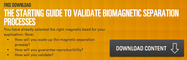 biomagnetic separation processes